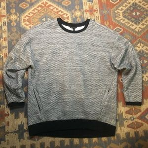 Banana republic Grey sweatshirt size xl